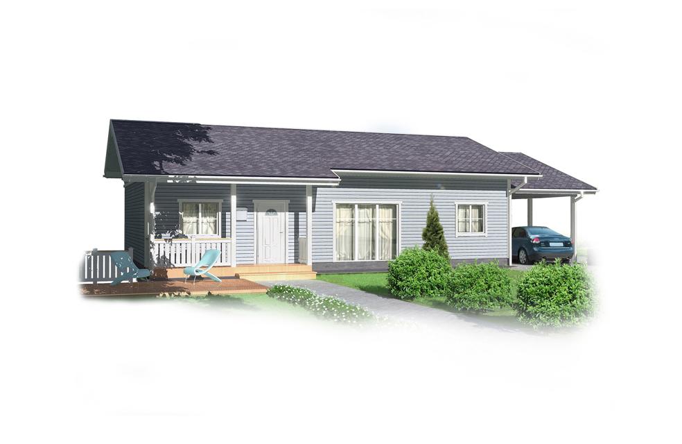 HOUSE PLAN SH100
