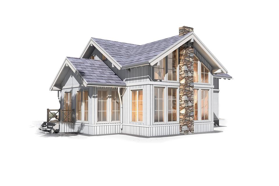 HOUSE PLAN SH117